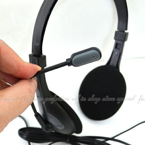 樂普士耳機 1007全罩耳機 耳機麥克風 耳罩式麥克風耳機 3.5mm接頭~DK490~~