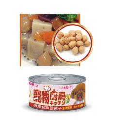 【恰恰】寵物廚房 無穀鮮湯罐120g