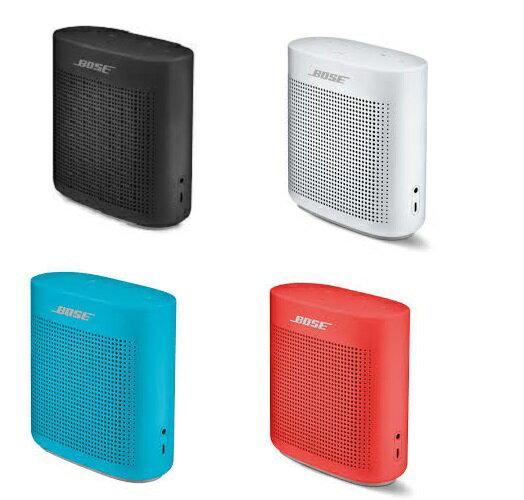 BOSE SoundLink Color II 2 Portable Wireless WaterProof Bluetooth Speaker  System