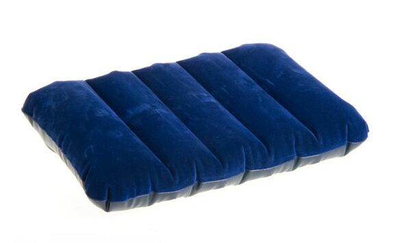 《沛大旗艦店》$60絨布充氣枕頭充氣床充氣墊單人加大充氣睡墊露營床氣墊床戶外加床游泳池帳篷【S81】