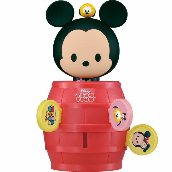 【真愛日本】16032400010迷你危機一發-TSUM米奇   迪士尼 米老鼠米奇 米妮 玩具 遊戲 兒童玩具