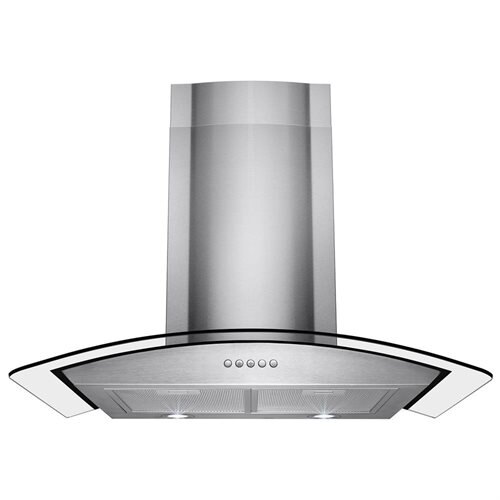 "Akdy NEW 30"" AK-668A75 Stainless Steel Wall Range Hood 0"