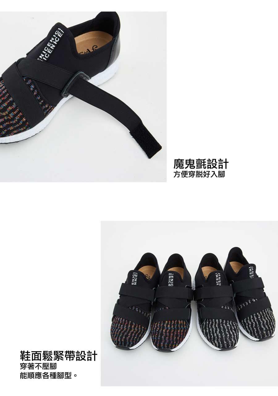 寬肉腳推薦。腳背可調整運動風休閒鞋【QD77251480】AppleNana蘋果奈奈 5