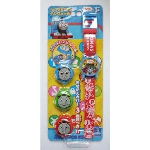 【真愛日本】17112200004 兒童手錶-TOMS可換3款錶蓋 湯瑪士小火車 日用品 鐘錶 手錶 居家生活