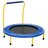 Children Kids Portable Foldable Durable Construction Safe Trampoline with Padded Frame Cover Handle 0