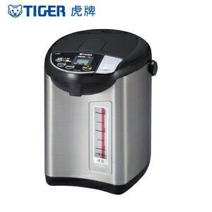 ★杰米家電☆ TIGER虎牌 PIE-A40R VE節能省電4.0L真空熱水瓶