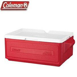 [Coleman]23.5L置物型冰桶紅公司貨CM-1325