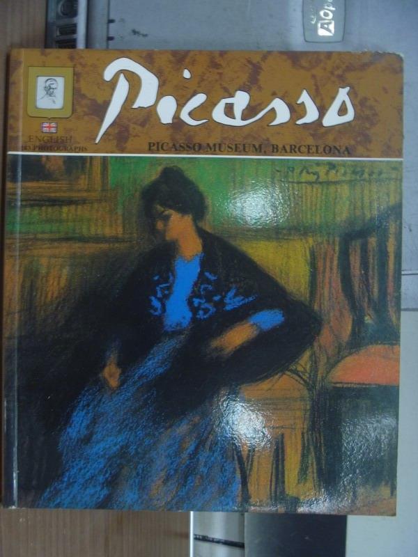 【書寶二手書T4/藝術_QEM】Picasso_picasso museum