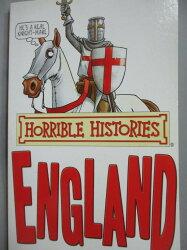 【書寶二手書T2/歷史_LEB】England_Terry Deary