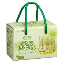 順天本草-新青木瓜四物飲(6瓶/盒)