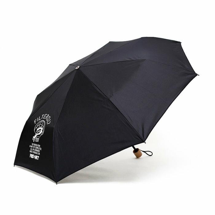 ►法西歐_桃園◄ Filter017 HKT獵殺小隊 迷彩折疊晴雨傘 滿版 圖騰 塗鴉 迷彩 黑 木質柄 折傘 摺疊傘