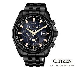 【時光鐘錶】CITIZEN 星辰 (AT9039-51L) 光動能 電波錶 防水男錶/廣告款/43mm