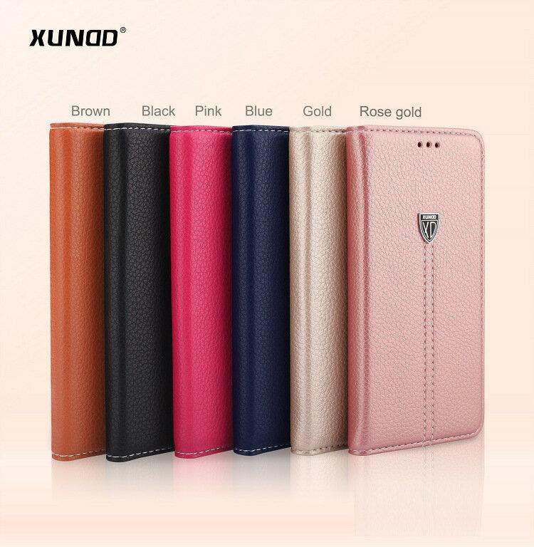 XUNDD 訊迪 貴族系列真皮可立皮套 4.7吋 APPLE IPHONE 6/6S I6 IP6 保護套 手機套 手機殼 保護殼