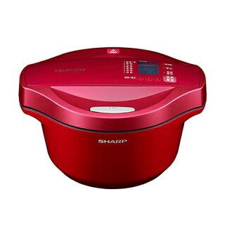 SHARP 2.4L 0水鍋無水鍋 KN-H24TB