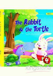 The Rabbit & the Turtle 龜兔賽跑+1CD