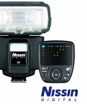 ~新博攝影~Nissin i60A 閃光燈 Air1無線發射器  捷新 貨  套組