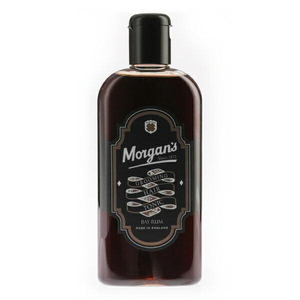 【紳士用品專賣】英國 Morgan's 頭皮調理水 Grooming Hair Tonic(經典 Bay Rum)