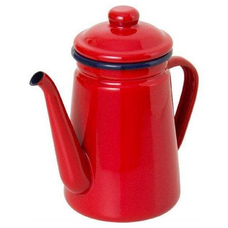 琺瑯咖啡壺 1.1L ENABE023RE NITORI宜得利家居 1