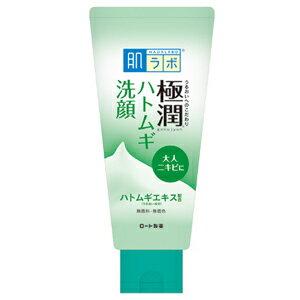 肌研 極潤健康深層清潔調理洗面乳/樂敦薏仁洗面乳 100g