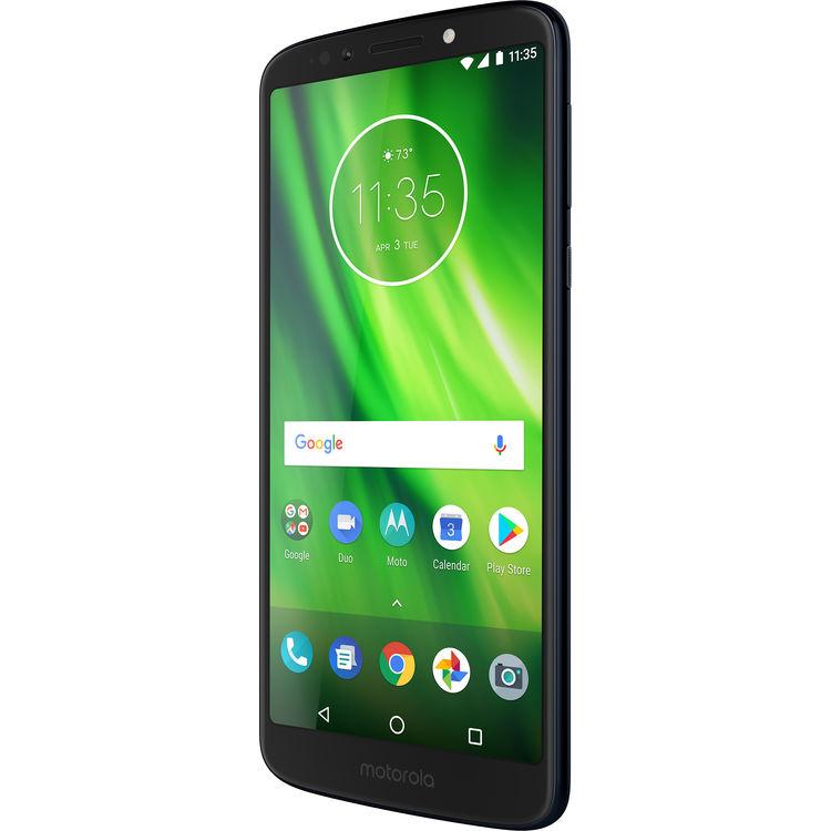 Motorola Moto G6 Play XT1922-3 Dual Sim (FACTORY UNLOCKED) 5 5