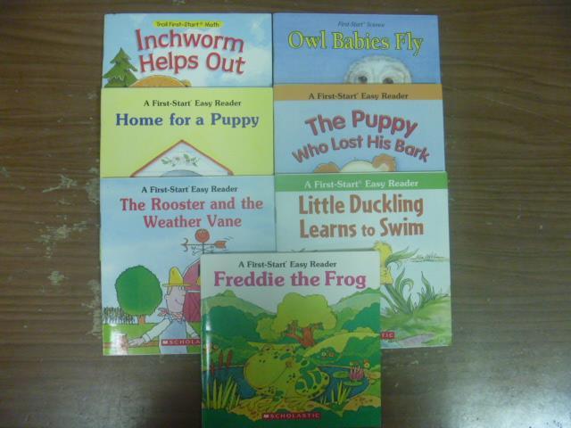 ~書寶 書T3/語言學習_OHS~Inchworm Help Out_Owl Babies