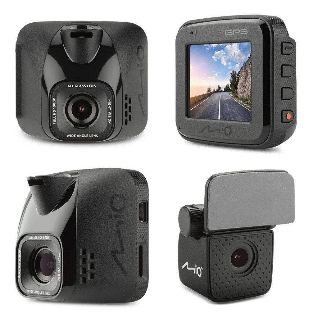 現貨Mio MiVue C570D Sony星光級 夜拍GPS雙鏡行車記錄器 送32G+後扣