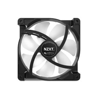【迪特军3C】主机散热风扇 FX-140 V2 PWM Fan NZXT水冷升级指定款 防震安装设计
