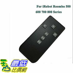 [106美國直購] iRobot Roomba 掃地機相容型遙控器 cjc Remote controller Replacement for irobot roomba 530 550 555 56..