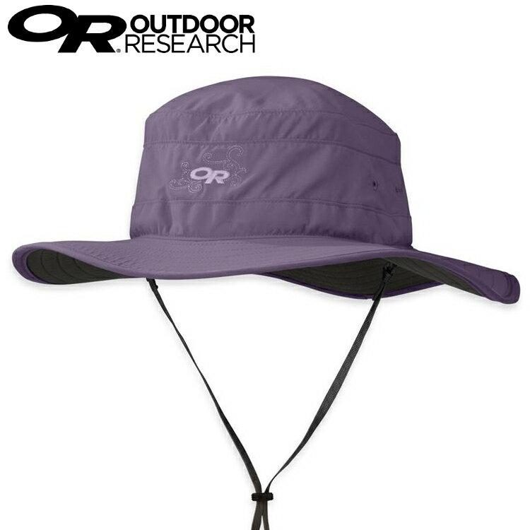 Outdoor Research Solar Roller 防曬透氣牛仔帽/遮陽帽/圓盤帽UPF30 OR243442 80642 1112 暗紫