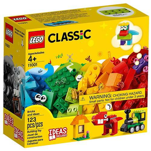 樂高LEGO 11001  Classic 經典基本顆粒系列 - 創意顆粒套裝 - 限時優惠好康折扣