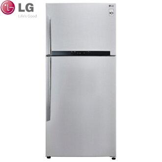 LG 樂金 GN-B560SV Smart 變頻上下門冰箱 525L 3D立體冷流 (精緻銀)