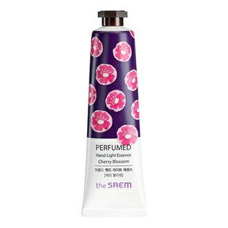 韓國the SAEM Perfumed精華護手霜-櫻花-30ml Perfumed Hand Light Essence - Cherry Blossom 【辰湘國際】
