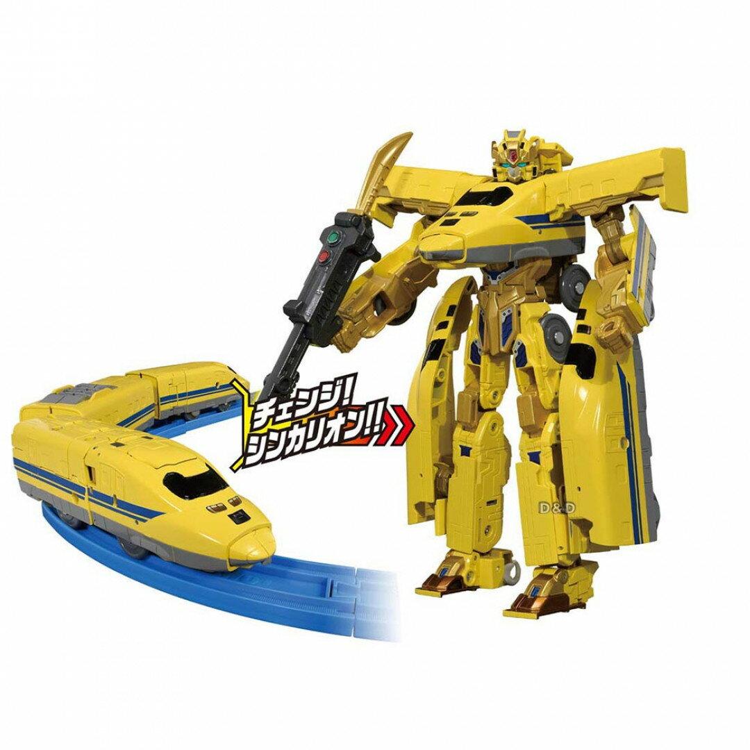 《新幹線變形機器人 》DXS102 923黃博士 東喬精品百貨 - 限時優惠好康折扣