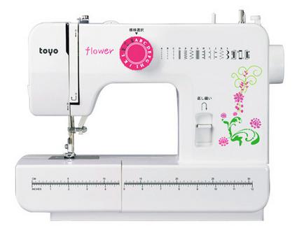 TOYO 電動裁縫機 縫紉機 JY-1NF [代購]