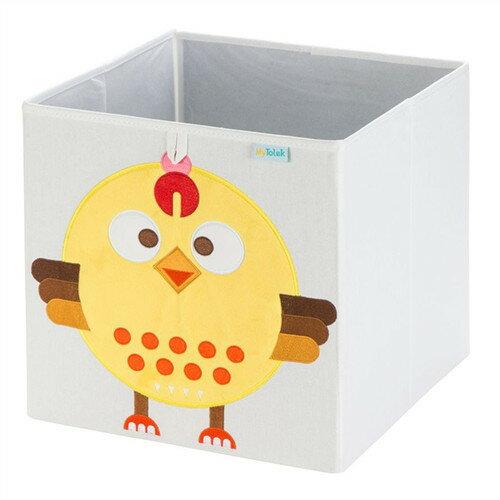 收納櫃 收納  收納箱 兒童收納 MyTolek 童樂可積木櫃&藏寶盒六件組(北歐風~木紋) 4