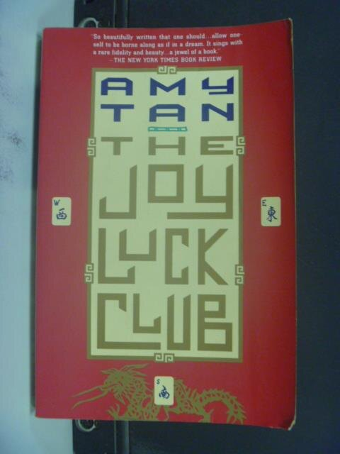 ~書寶 書T5/一般小說_IBZ~The Joy Luck Club_Tan Amy