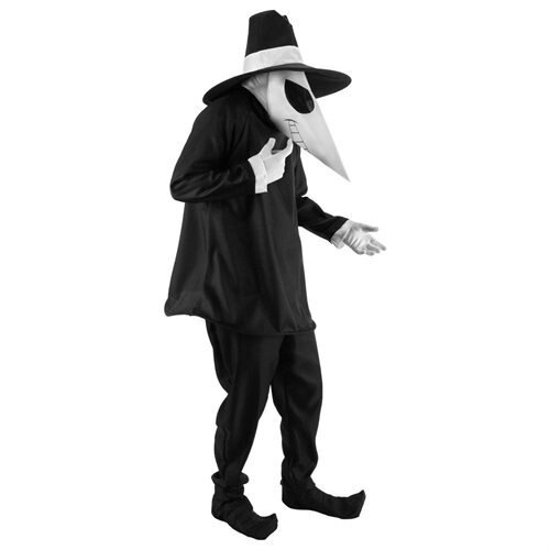 Spy Vs. Spy Black Spy Adult Halloween Costume 53ac59c44f8adb6d26ff5f5698123491