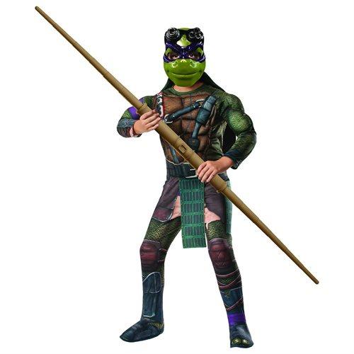 Deluxe Donatello Kids Costume - Teenage Mutant Ninja Turtles Costumes 0
