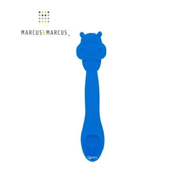 加拿大【Marcus&Marcus】動物樂園矽膠餵食湯匙