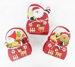 X射線【X713150】聖誕造型糖果袋-3款隨機出貨,聖誕節/提袋/佈置/裝飾/擺飾/會場佈置/表演/交換禮物/糖果袋/南瓜袋/武器