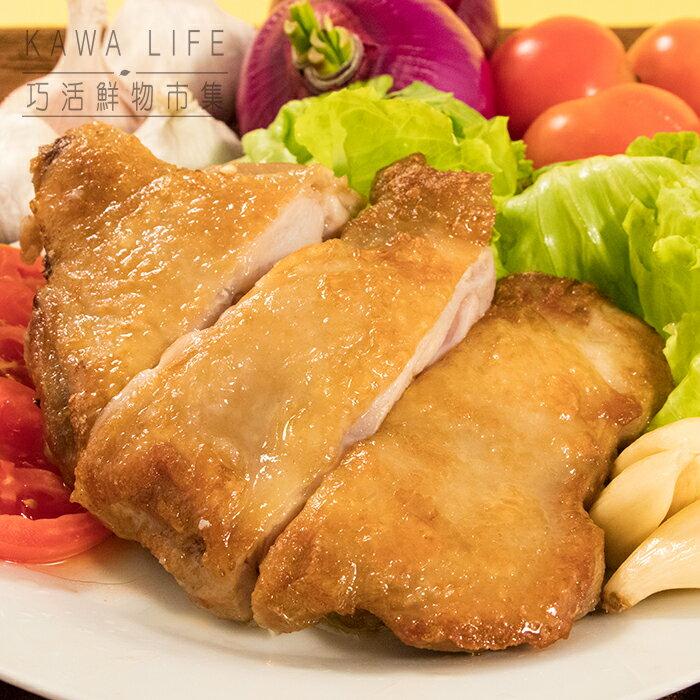KAWA巧活台式香蒜雞腿排