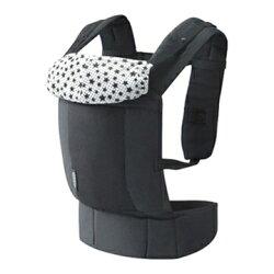 Graco 嬰幼兒腰帶型前後式雙向揹巾 Roopop (星光黑)
