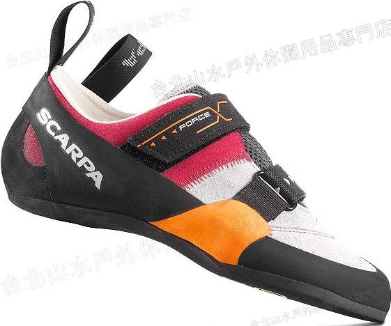Scarpa Force X WMN 女款 攀岩鞋 70019-002