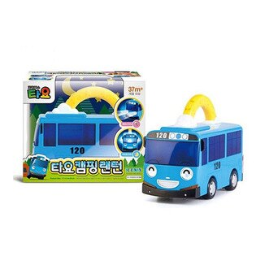 《TAYO小巴士》TAYO露營手電筒