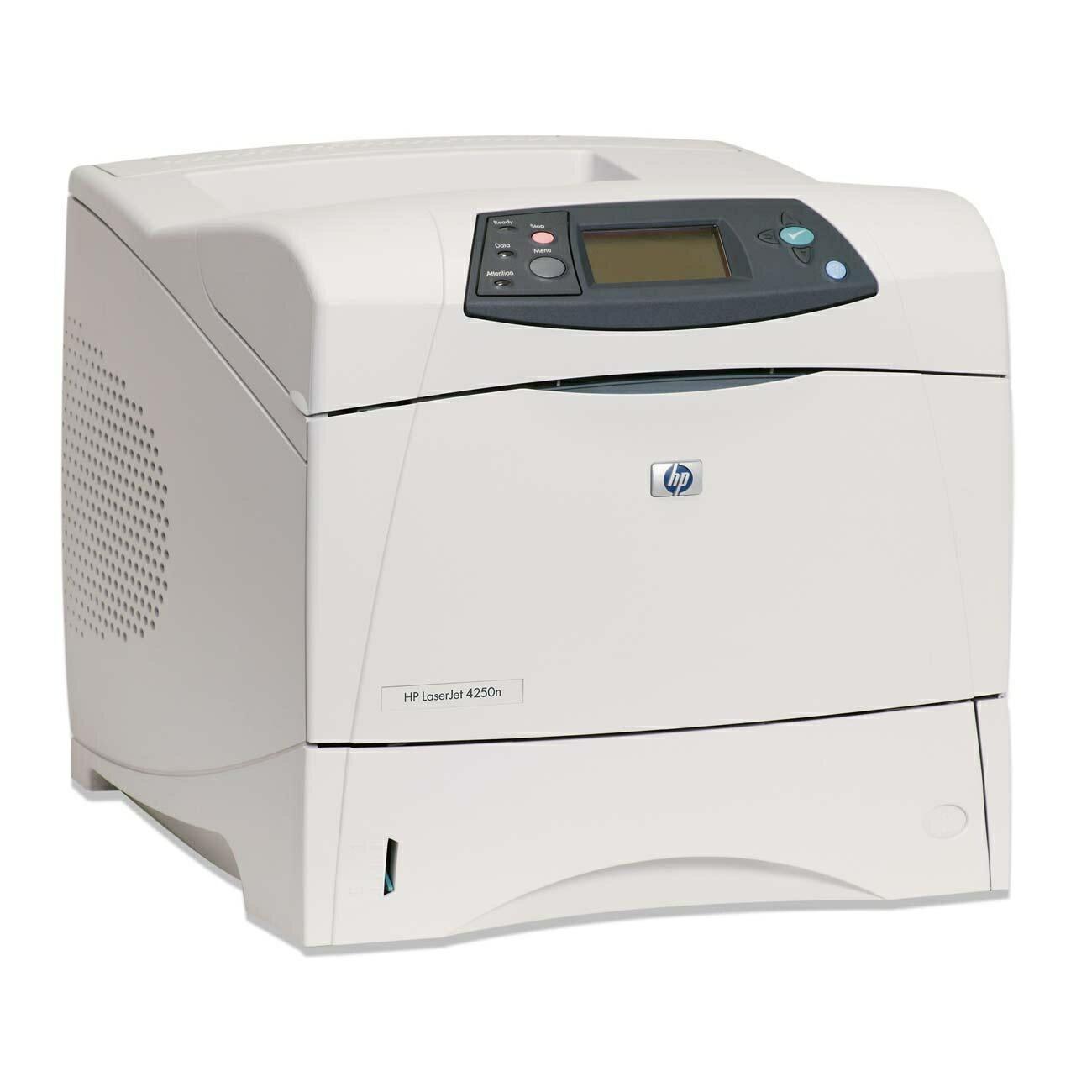 HP Laserjet 4250N Laser Printer 0