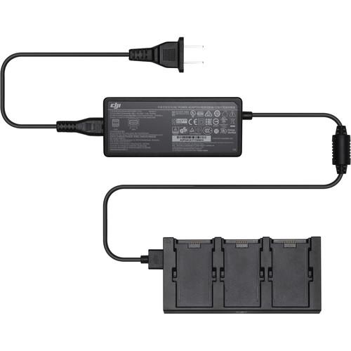 DJI Spark Battery Charging Hub, Black (CP.PT.000870) 0