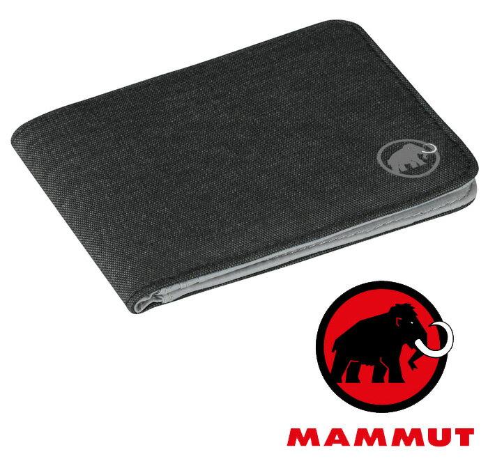 【鄉野情戶外用品店】 Mammut 長毛象 |瑞士| Flap Wallet 錢包/皮夾/00710-0001