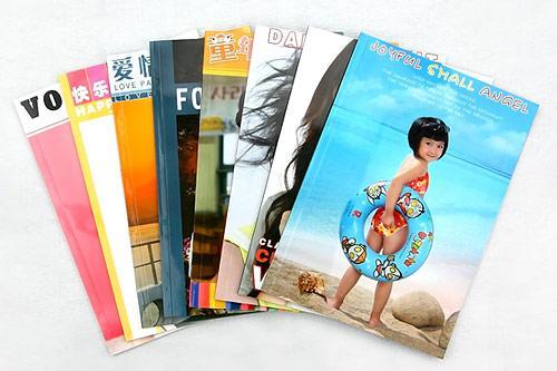 個性相冊定制系列 個性雜志-快樂小天使 情侶相冊定做