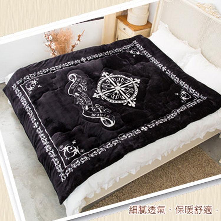 【名流寢飾家居館】時尚舵輪.法萊絨.法蘭絨.暖暖被.保暖毛毯被