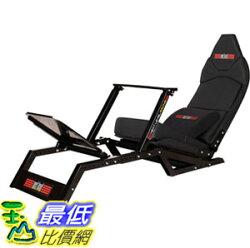 [107美國直購] Next Level Racing F1 GT Formula 1 and GT Simulator Cockpit